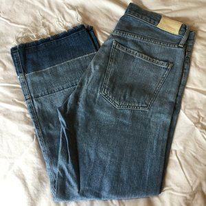 Citizens of Humanity Cora Crop summer jeans
